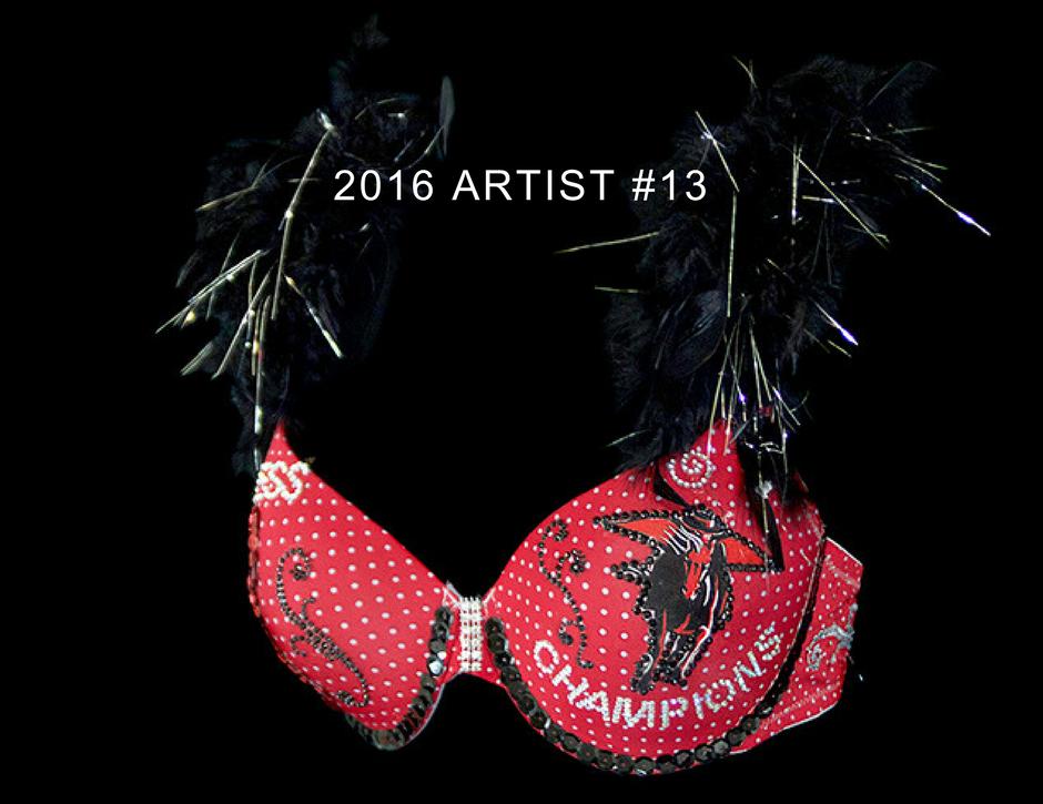 2016 ARTIST #13