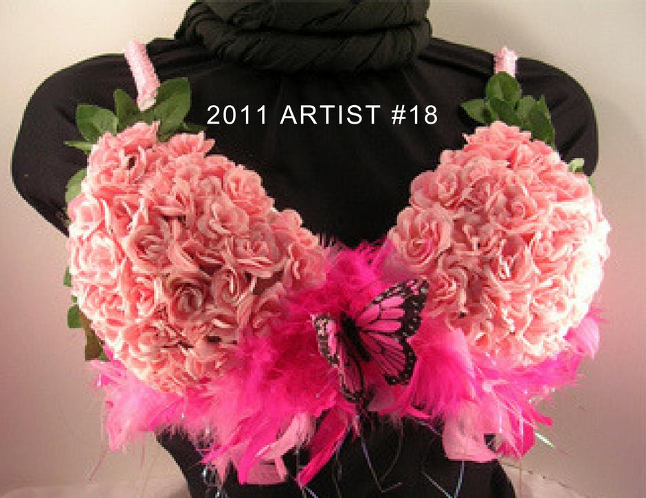 2011 ARTIST #18