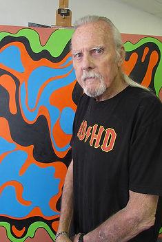 Mick Bishop 100% Studio Art Gallery-Spac