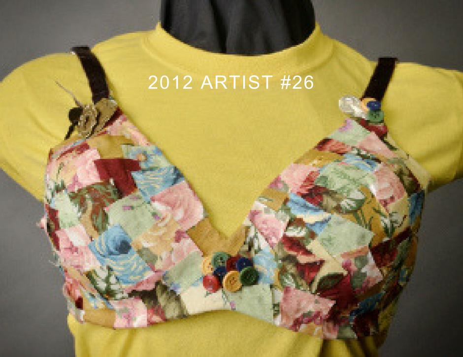2012 ARTIST #26