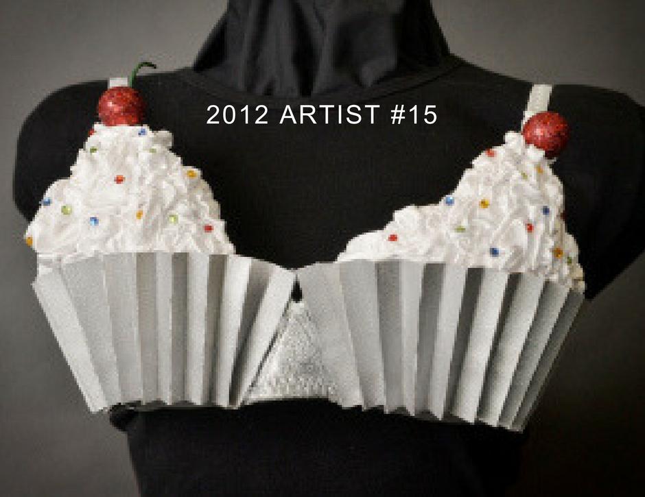 2012 ARTIST #15