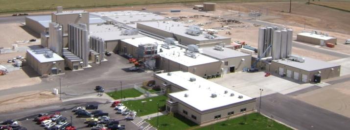 Hilmar Cheese Plant - Dalhart, TX