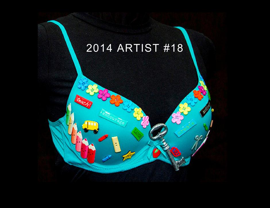 2014 ARTIST #18