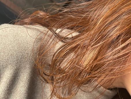 白髪染め【2】