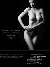 Fine Art Nude Posing Guide Ebook