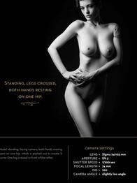 Fine Art Nude Posing Guide Ebook