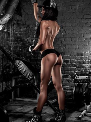Learn Fitness Retouching