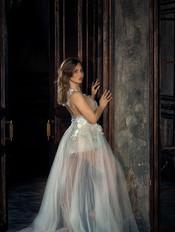 Boudoir Wedding Dress