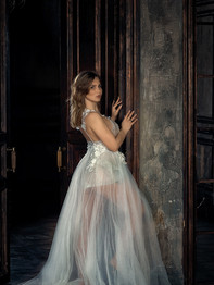 Boudoir Wedding Dress