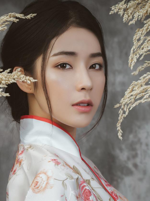 Asian Girl Beauty Retouching