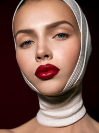 Red Lips Beauty