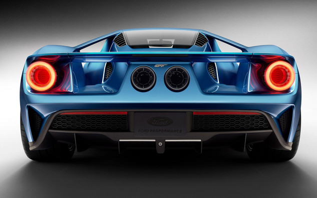 Master Commercial Sports Car Photography