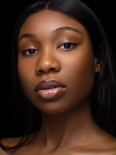 Dark Skin Beauty Portrait Retouching Guide