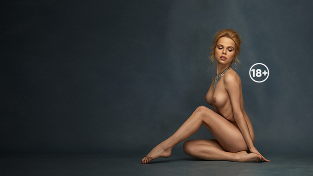 Nude Shooting: Imitation of Natural Light in Studio