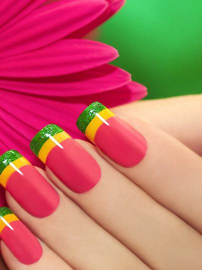 Nails Retouching