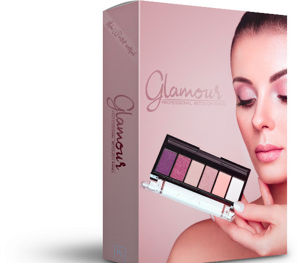 Glamour Professional Retouch Panel