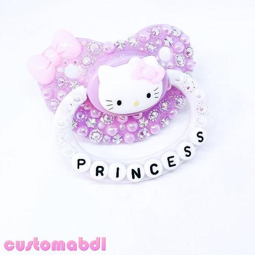 HK Princess - Lavender, White & Pink