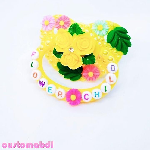 Flower Child Bouquet - Yellow