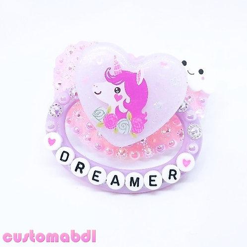 Unicorn Dreamer - Pink & Lavender