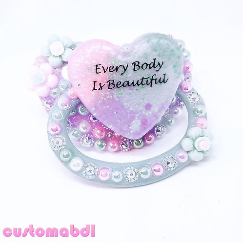 Every Body Is Beautiful!!!