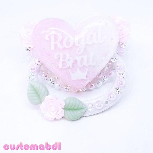 Royal Brat - White, Pink & Mint Green