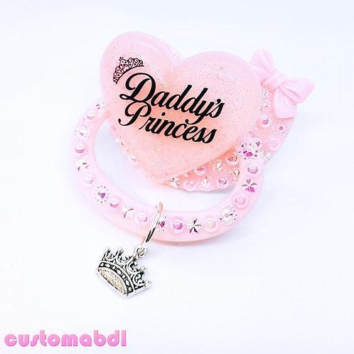 D's Princess w/Charm - Pink
