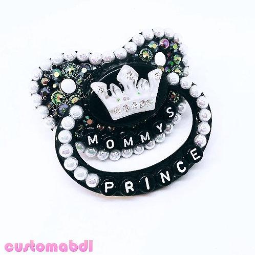 M's Prince - Black & White
