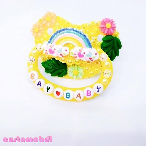 G Baby Bouquet - Yellow
