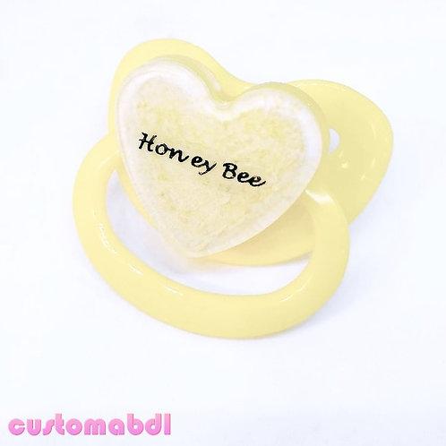 Simple Honey Bee - Yellow