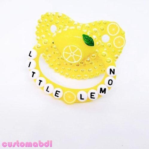 Little Lemon - Yellow
