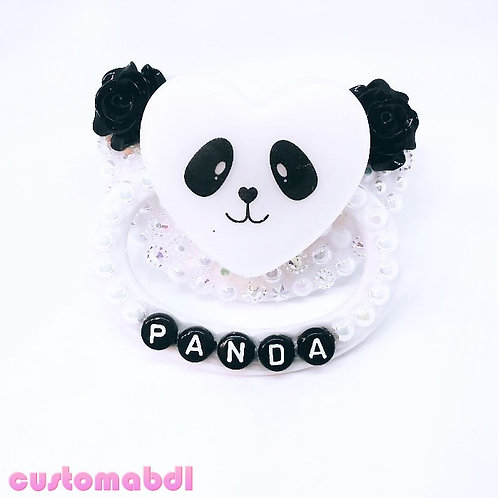 Panda - White & Black