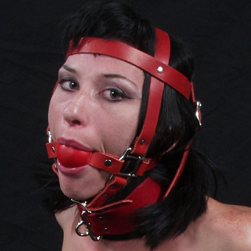 Open Face Head Harness