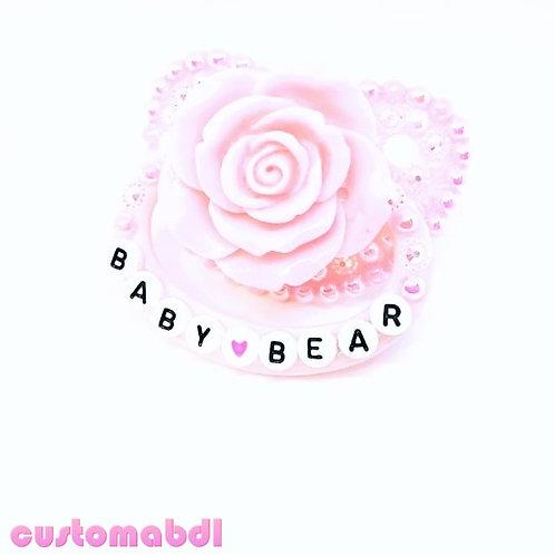 Baby Bear La Fleur - Choose Any Color