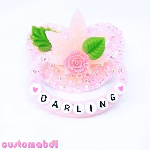 Darling Leaf - Pink