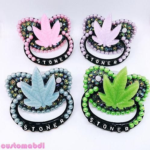 Black Leaf - Choose Any Color