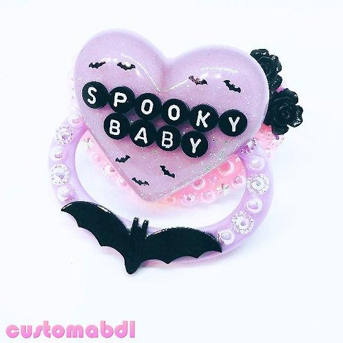 Spooky Baby - Lavender, Pink & Black