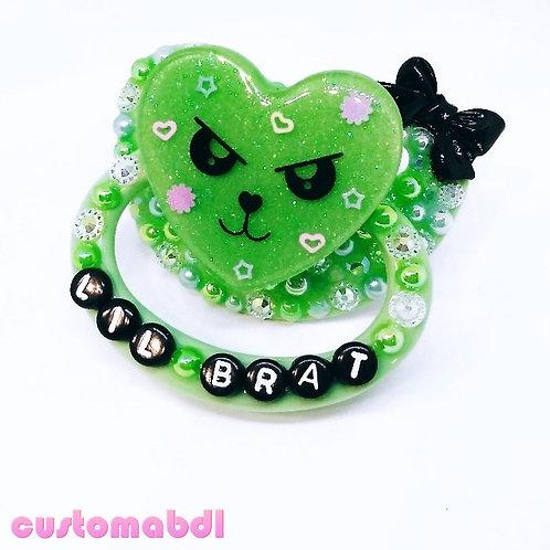 Lil Brat - Green & Black
