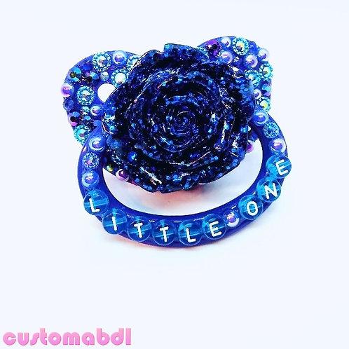 Little One La Fleur - Royal Blue