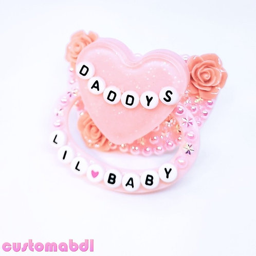 D's Lil Baby Heart - Pink