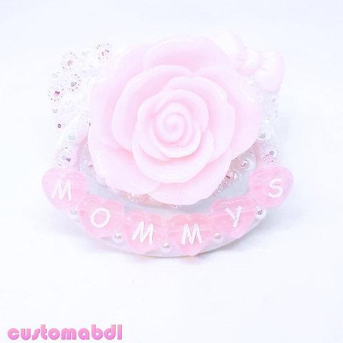 M's La Fleur - White & Pink