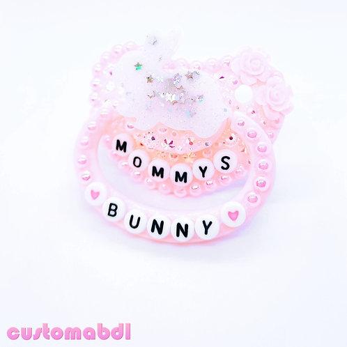 Mommy's Bunny - Pink & White - Rabbit