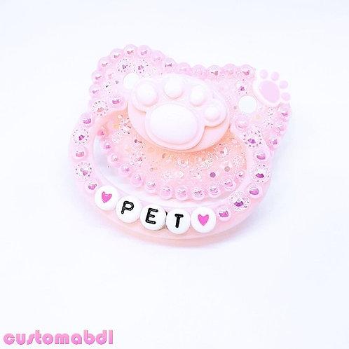 Pet Paw - Pink