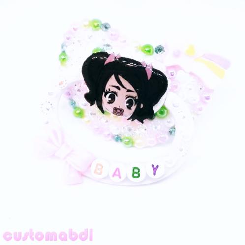 Rainbow Baby - White & Pastels