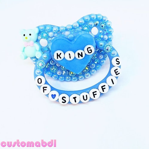 King Of Stuffies - Baby Blue
