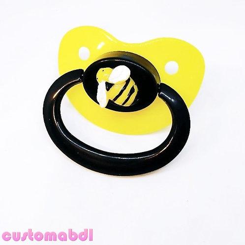 Simple Bee - Yellow & Black
