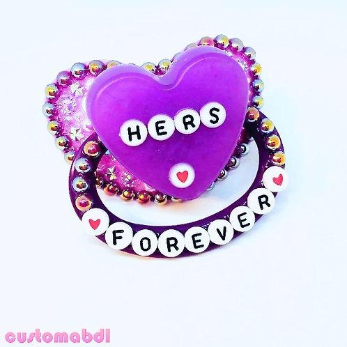 Hers Forever - Lavender & Purple