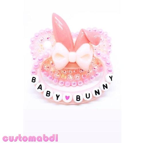 Baby Bunny - Pink - Rabbit