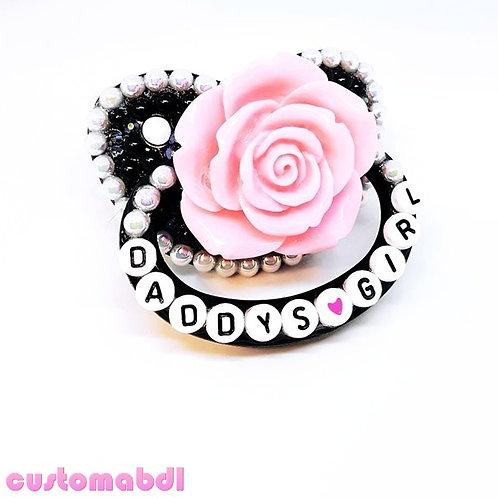 D's Girl La Fleur - Black, White & Pink