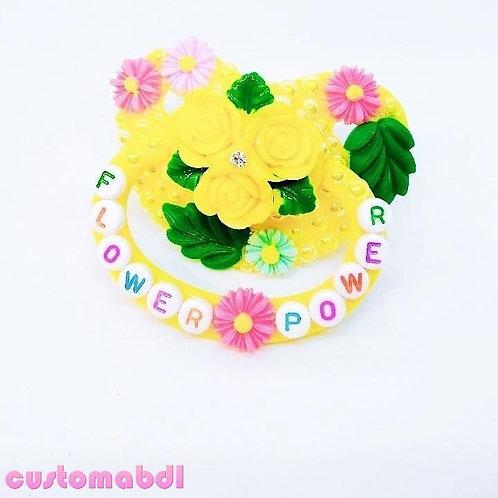 Flower Power Bouquet - Yellow