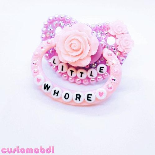 Little W Rose - Lavender & Pink - Flower